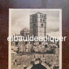 Brochures de tourisme: FOLLETO DE TURISMO AÑOS 60. ZAMORA. Lote 120822171