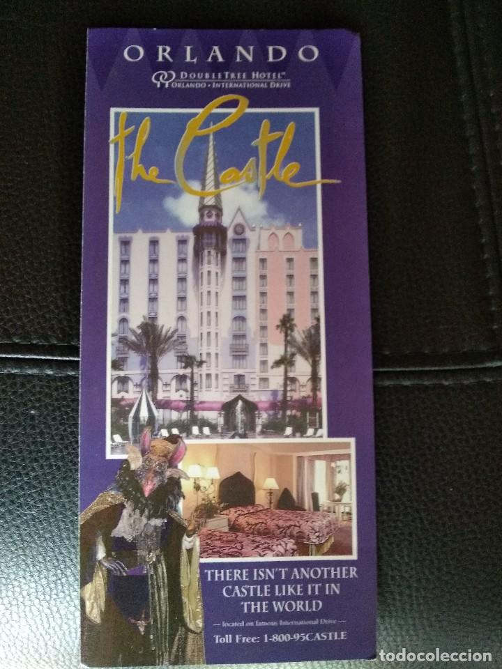 DOUBLE TREE HOTEL - ORLANDO 1998-1999 (Coleccionismo - Folletos de Turismo)
