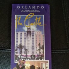Folletos de turismo: DOUBLE TREE HOTEL - ORLANDO 1998-1999. Lote 122091147