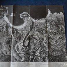 Folletos de turismo: FOLLETO TURISTICO DE SAN SEBASTIAN DE 1965. Lote 122904935