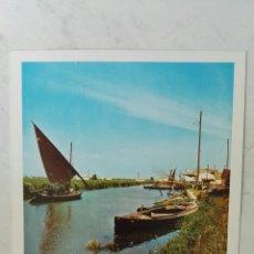 Folhetos de turismo: FOLLETO BANCO VIZCAYA SILLA VALENCIA AÑOS 70 16,50X23CM. Lote 125900222