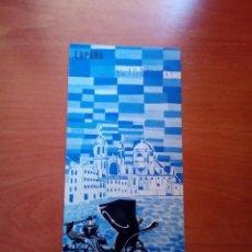 Folletos de turismo: CADIZ - 1963 - FOLLETO TRIPTICO TURISTICO. Lote 125906215