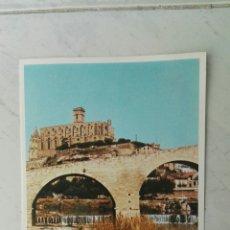 Folletos de turismo: FOLLETO BANCO VIZCAYA MANRESA AÑOS 70 16,50X23CM. Lote 125906612