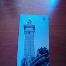 Folletos de turismo: CADIZ - PLANO Y GUIA - AÑOS 60 - LIBRETO CON VARIAS DETALLES PUBLICITARIOS. Lote 125907495