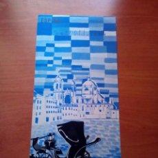 Folletos de turismo: CADIZ - AÑOS 60 - PUBLCIACIONES DE SUBSECRETARIA DE TURISMO. Lote 125907631
