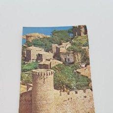 Folletos de turismo: TOSSA DE MAR GERONA. FOLLETO TURÍSTICO DE LA DÉCADA DE 1960. MINISTERIO DE INFORMACIÓN Y TURISMO DE . Lote 129527270