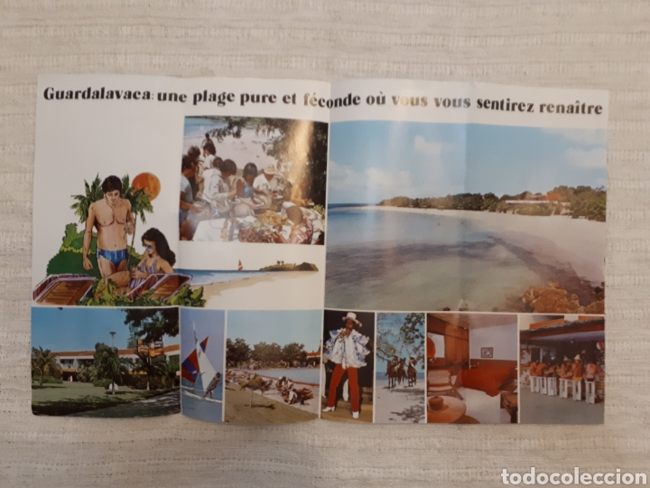 Folletos de turismo: Folleto turismo Guardalavaca, Cuba - Foto 2 - 130281802