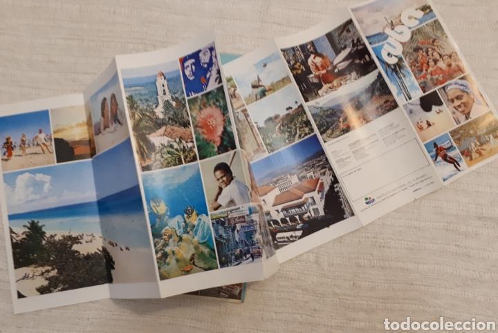 Folletos de turismo: Mapa turístico Cuba + folleto publicitario Soy Cuba - Foto 3 - 130282040