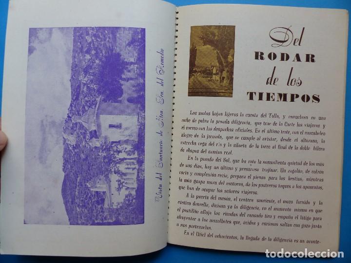 Folletos de turismo: UTIEL, VALENCIA - PROGRAMA FERIA Y FIESTAS - AÑO 1948 - Foto 13 - 130346190