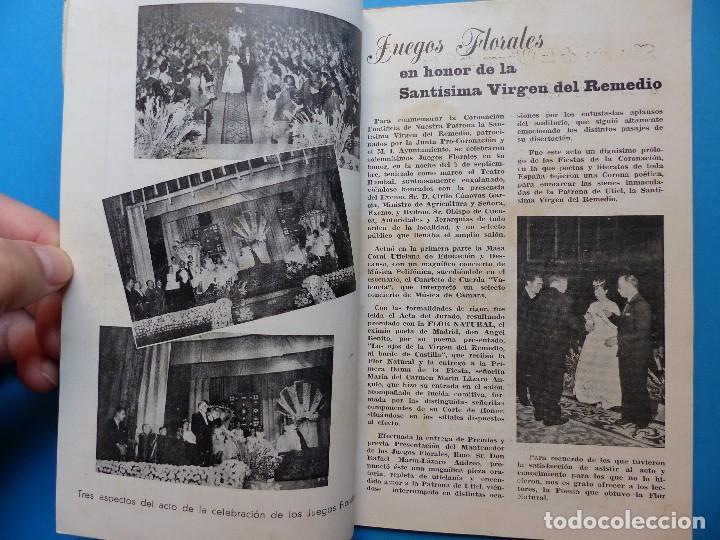Folletos de turismo: UTIEL, VALENCIA - PROGRAMA FERIA Y FIESTAS - AÑO 1961 - Foto 4 - 130346630