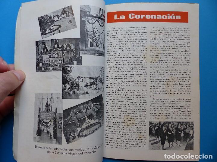 Folletos de turismo: UTIEL, VALENCIA - PROGRAMA FERIA Y FIESTAS - AÑO 1961 - Foto 6 - 130346630
