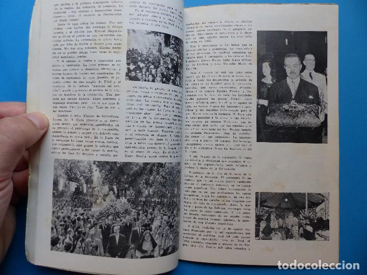 Folletos de turismo: UTIEL, VALENCIA - PROGRAMA FERIA Y FIESTAS - AÑO 1961 - Foto 7 - 130346630