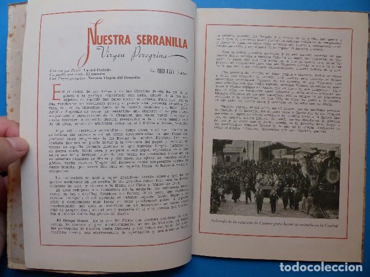 Folletos de turismo: UTIEL, VALENCIA - PROGRAMA FERIA Y FIESTAS - AÑO 1950 - Foto 7 - 130347198