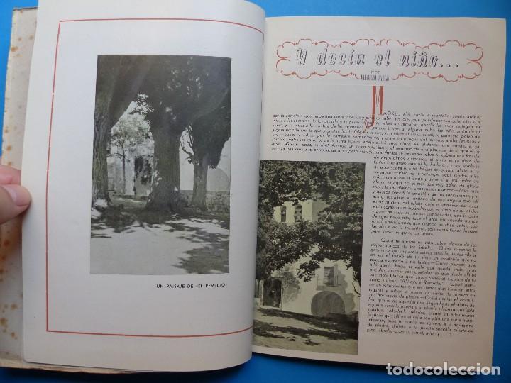 Folletos de turismo: UTIEL, VALENCIA - PROGRAMA FERIA Y FIESTAS - AÑO 1950 - Foto 8 - 130347198