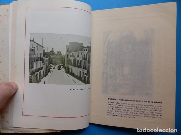 Folletos de turismo: UTIEL, VALENCIA - PROGRAMA FERIA Y FIESTAS - AÑO 1950 - Foto 11 - 130347198