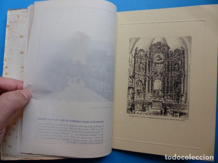 Folletos de turismo: UTIEL, VALENCIA - PROGRAMA FERIA Y FIESTAS - AÑO 1950 - Foto 12 - 130347198