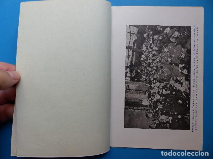 Folletos de turismo: UTIEL, VALENCIA - PROGRAMA FERIA Y FIESTAS - AÑO 1956 - Foto 4 - 130347914