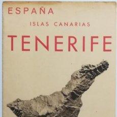 Folletos de turismo: ESPAÑA, ISLAS CANARIAS, TENERIFE.. Lote 130473314