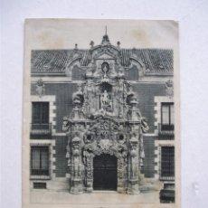 Folletos de turismo: FOLLETO MUSEO MUNICIPAL MADRID, AÑOS 50 APROX. Lote 131196472