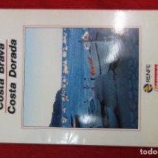 Folletos de turismo: GUIAS DE LA COSTA BRAVA. Lote 133545486
