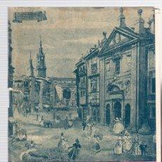 Folletos de turismo: FOLLETO SOLEMNES FIESTAS EN HONOR DE S. ANTONIO DE PADUA. VITORIA, ALAVA. AÑO 1953. Lote 133901307