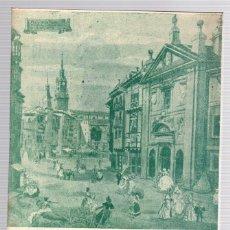 Folletos de turismo: FOLLETO SOLEMNES FIESTAS EN HONOR DE S. ANTONIO DE PADUA. VITORIA, ALAVA. AÑO 1954. Lote 133915673