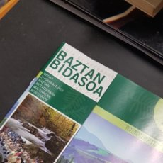 Folletos de turismo: GUIA DE RECURSOS BAZTAN BIDASOA - TDKP4. Lote 136628878
