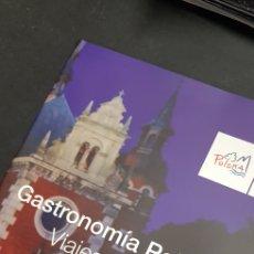 Folletos de turismo: FOLLETO DE TURISMO - GASTRONOMIA POLACA - TDKP4. Lote 136629418