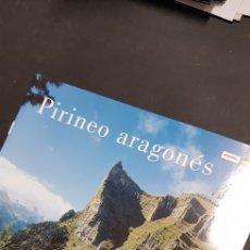 Folletos de turismo: FOLLETO DE TURISMO - PIRINEO ARAGONES - TDKP4. Lote 136638780