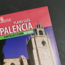 Folletos de turismo: FOLLETO TURISMO - PALENCIA - TDKP4. Lote 136639934