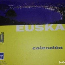 Folletos de turismo: EUSKADI. Lote 139526226