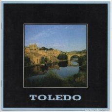 Folletos de turismo: TOLEDO. Lote 140626082