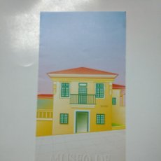 Folletos de turismo: FOLLETO MUSEO DE PONTEVEDRA. EDIFICIO FERNANDEZ LOPEZ. TDKP13. Lote 141892654