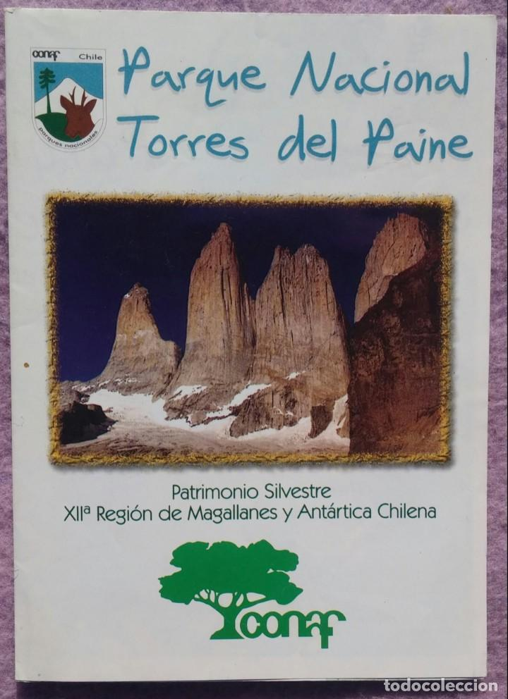 "competitive price 70fb0 5f79a Folleto turístico ""parque nacional torres del p - Sold ..."