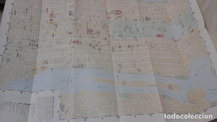 Folletos de turismo: Guía de nueva york. Mapa. Plano. Callejero. Acm - Foto 2 - 145017290