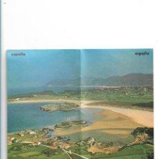 Folletos de turismo: SANTANDER FOLLETO TURISMO AÑOS 60. DESPLEGABLE. PUBLICA MINISTERIO INFORMACION Y TURISMO.. Lote 146791326