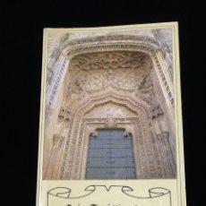 Foglietti di turismo: GUIA TURISTICA DE UTRERA,AÑO 1987.. Lote 147237762