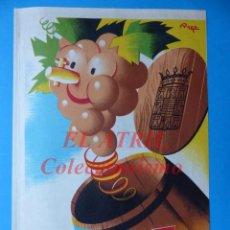 Brochures de tourisme: JEREZ - PROGRAMA XV FIESTA DE LA VENDIMIA Y FERIA DEDICADA A DINAMARCA - AÑO 1962 - RAGA. Lote 190817548