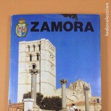 Folletos de turismo: GUÍA DE INFORMACION MUNICIPAL DE ZAMORA 1991. Lote 150555230