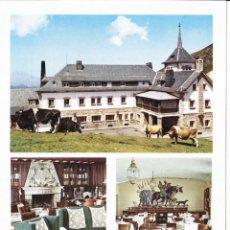 Folhetos de turismo: PARADOR PUERTO DE PAJARES (OVIEDO) - COLECCIÓN ESPAÑA MONUMENTAL. Lote 151243542