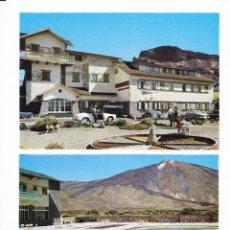 Folhetos de turismo: PARADOR LAS CAÑADAS DEL TEIDE (TENERIFE) - COLECCIÓN ESPAÑA MONUMENTAL. Lote 151243618