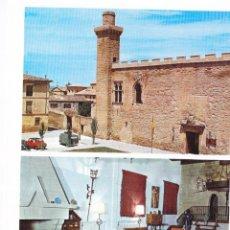 Folhetos de turismo: PARADOR PRINCIPE DE VIANA (NAVARRA) - COLECCIÓN ESPAÑA MONUMENTAL. Lote 151244038