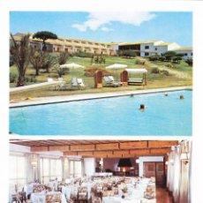 Folhetos de turismo: PARADOR CRISTOBAL COLÓN (HUELVA) - COLECCIÓN ESPAÑA MONUMENTAL. Lote 151244322