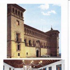 Folhetos de turismo: PARADOR DE LA CONCORDIA (TERUEL) - COLECCIÓN ESPAÑA MONUMENTAL. Lote 151244426