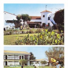 Folhetos de turismo: PARADOR DEL GOLF (MÁLAGA) COLECCIÓN ESPAÑA MONUMENTAL. Lote 151244866
