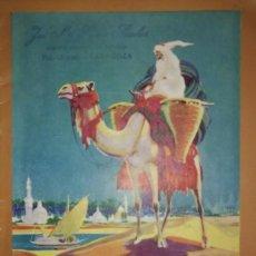 Folletos de turismo: 1928 CRUCEROS MARÍTIMOS M/Y STELLA POLARIS. FOLLETO TURISMO.. Lote 114599083