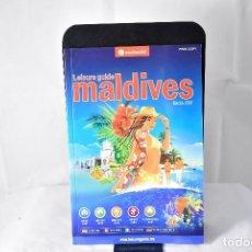 Folletos de turismo: LEISURE GUIDE MALDIVES MARCH 2007. SMALL WORLD.. Lote 153979590
