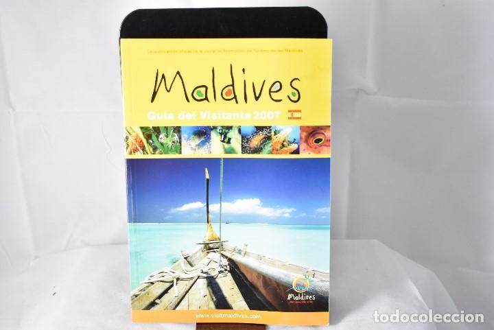 MALDIVES GUIA DELL VISITANTE 2007. (Coleccionismo - Folletos de Turismo)
