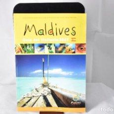 Folletos de turismo: MALDIVES GUIA DELL VISITANTE 2007.. Lote 153980062