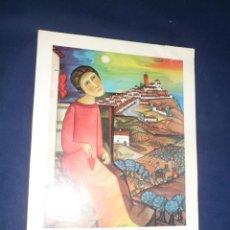 Folletos de turismo: FERIA Y FIESTAS DE QUESADA. AGOSTO 1987. Lote 154384694